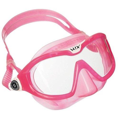 Růžová dětská potápěčská maska Mix, Aqualung