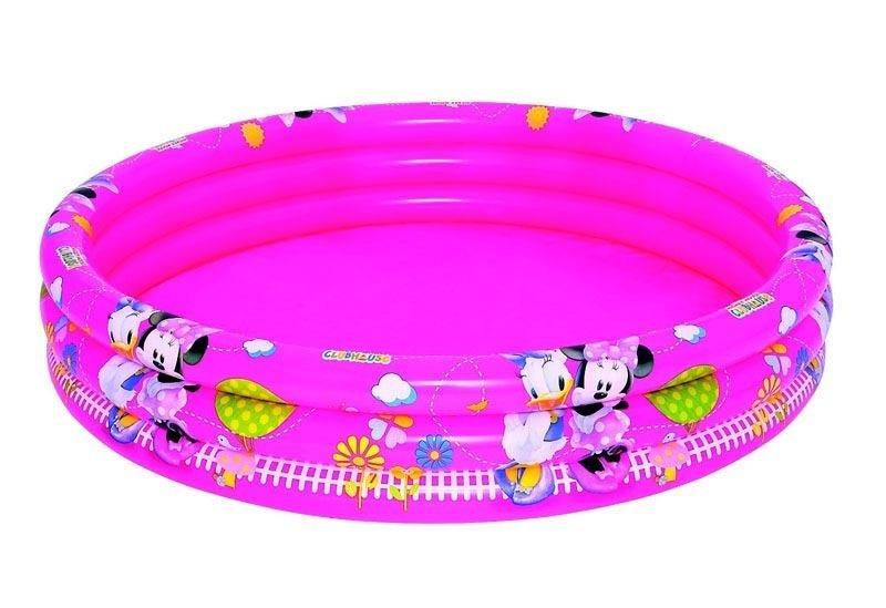 Nadzemní nafukovací dětský kruhový bazén Bestway - průměr 122 cm a výška 25 cm