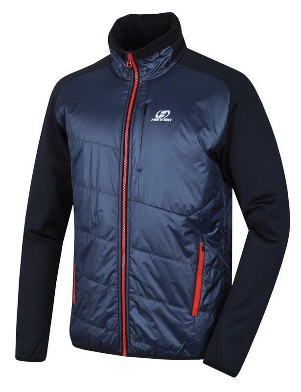 Modrá pánská lyžařská bunda Hannah - velikost XL