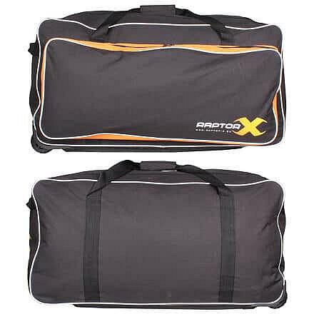 Černá hokejová taška - junior Raptor-X