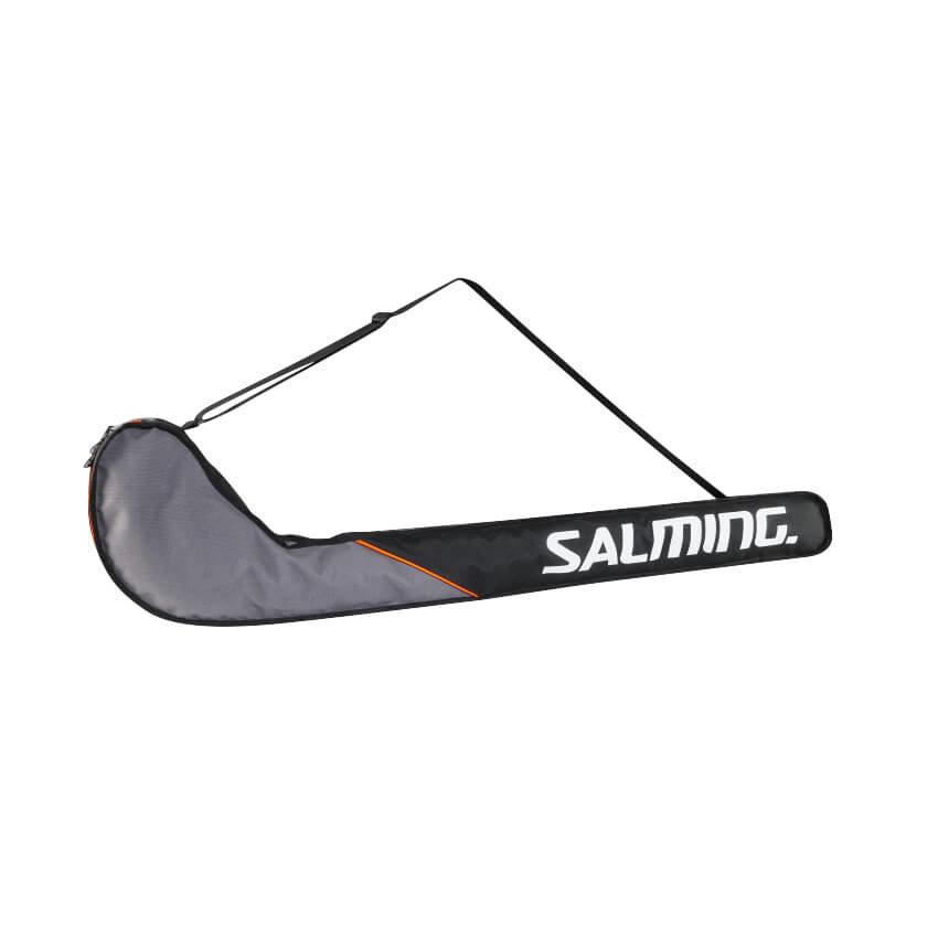 Florbalový vak - Salming Stickbag Tour SR 92-104 cm černo-šedá, vel. none