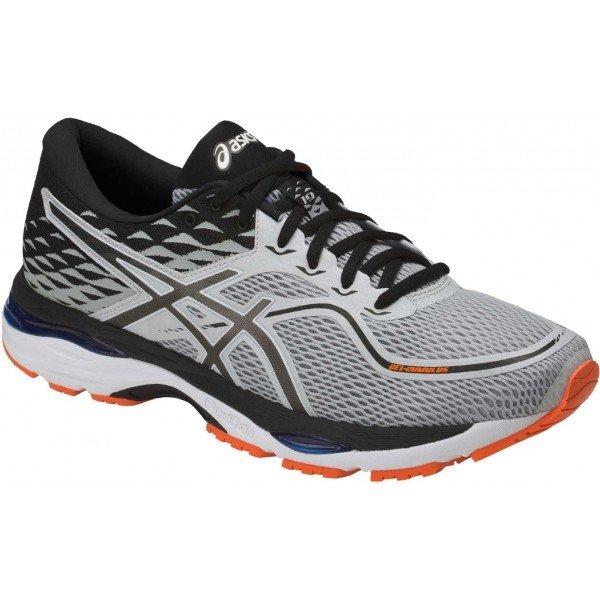Šedé pánské běžecké boty Asics