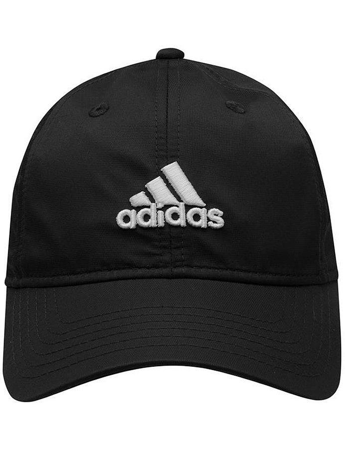 Černá pánská golfová kšiltovka Adidas