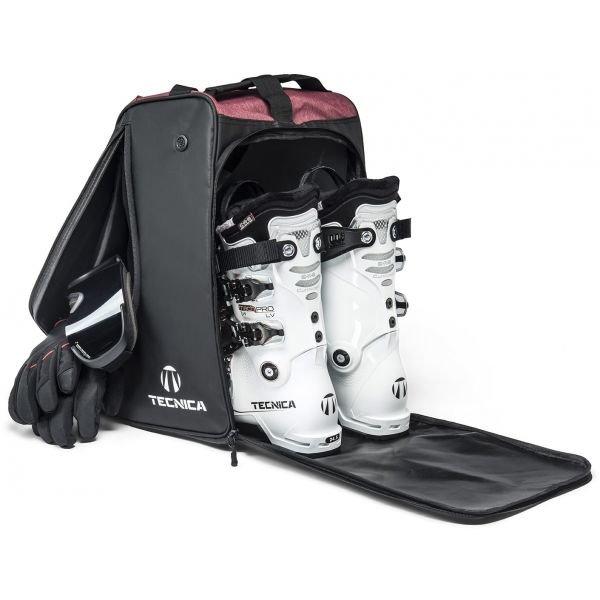 Černá taška na lyžařské boty pro 1 pár Tecnica