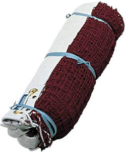 Červená síť na badminton Yonex - délka 610 cm