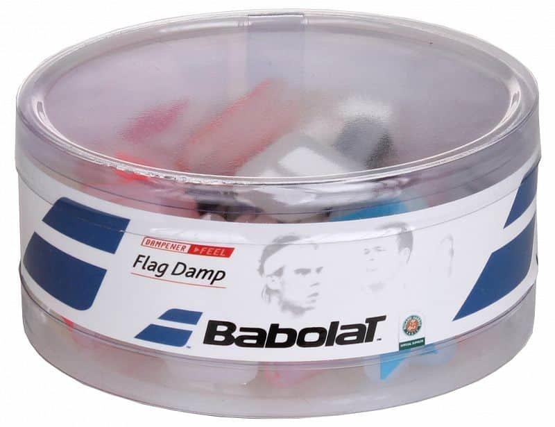 Vibrastop - Flag Damp vibrastop barva: bílá