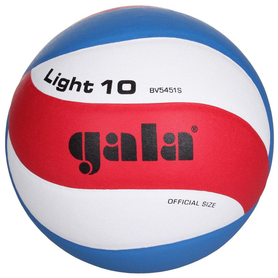 Různobarevný volejbalový míč BV5451S, Gala - velikost 5