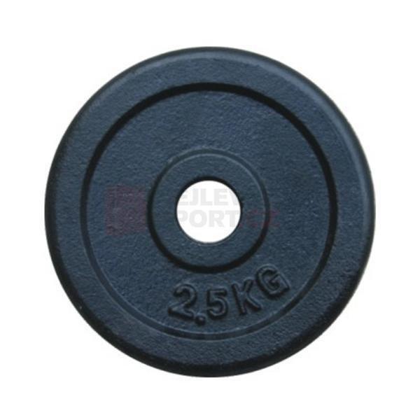 Kotouč na činky - Kotouč 25 kg kov (pár)
