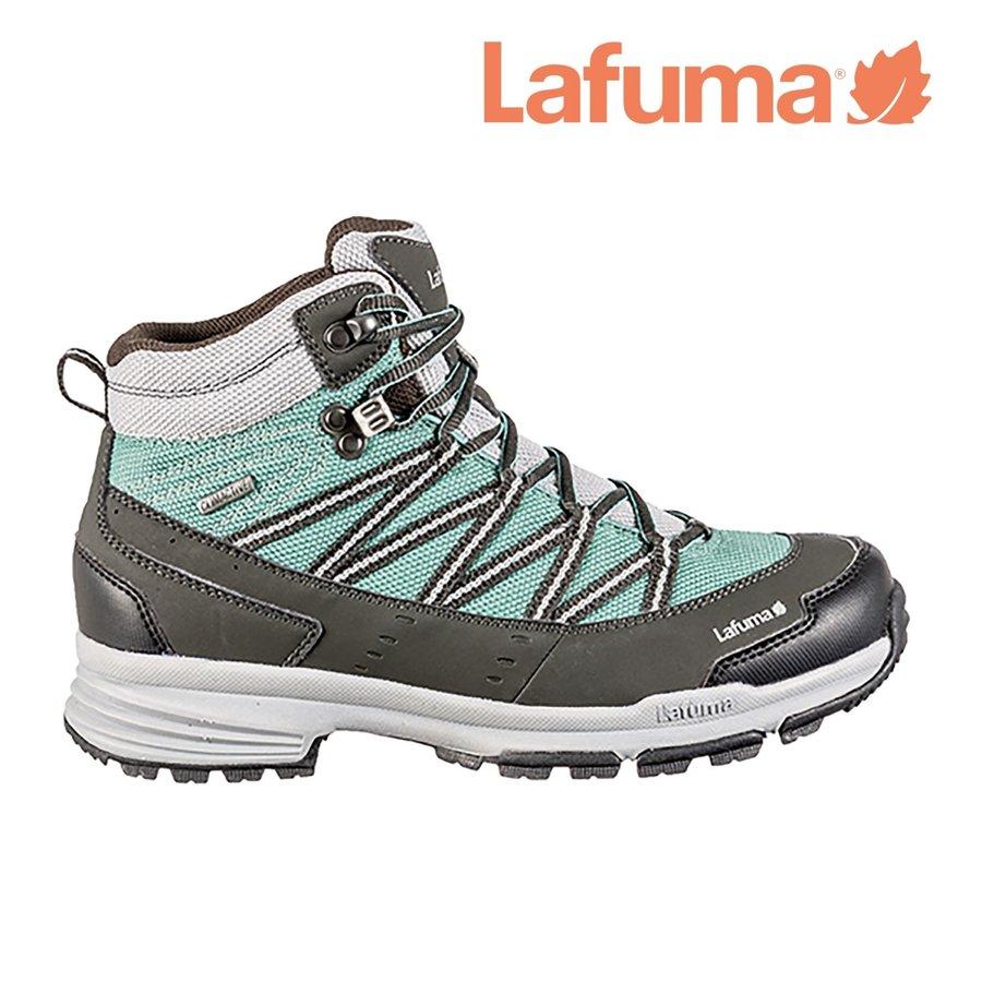 Šedé dámské trekové boty - obuv ARICA 0149982368