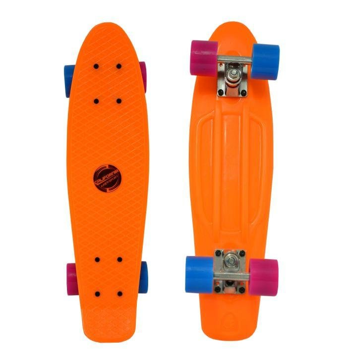 Pennyboard - Penny board California 22,5