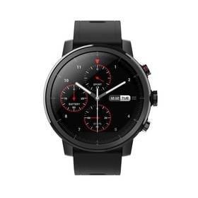 Černé chytré hodinky Amazfit Stratos 2, Xiaomi