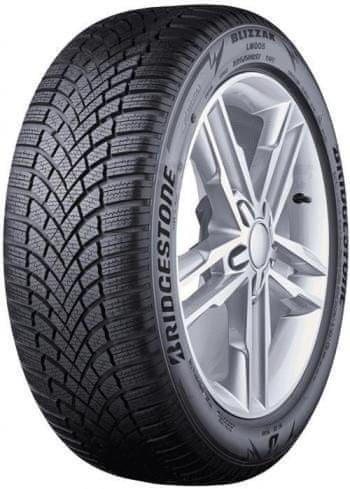Zimní pneumatika Bridgestone - velikost 245/45 R17
