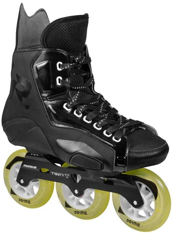Brusle na in-line hokej - POWERSLIDE Kolečkové brusle Reign Triton Trinity Velikost EUR: 43