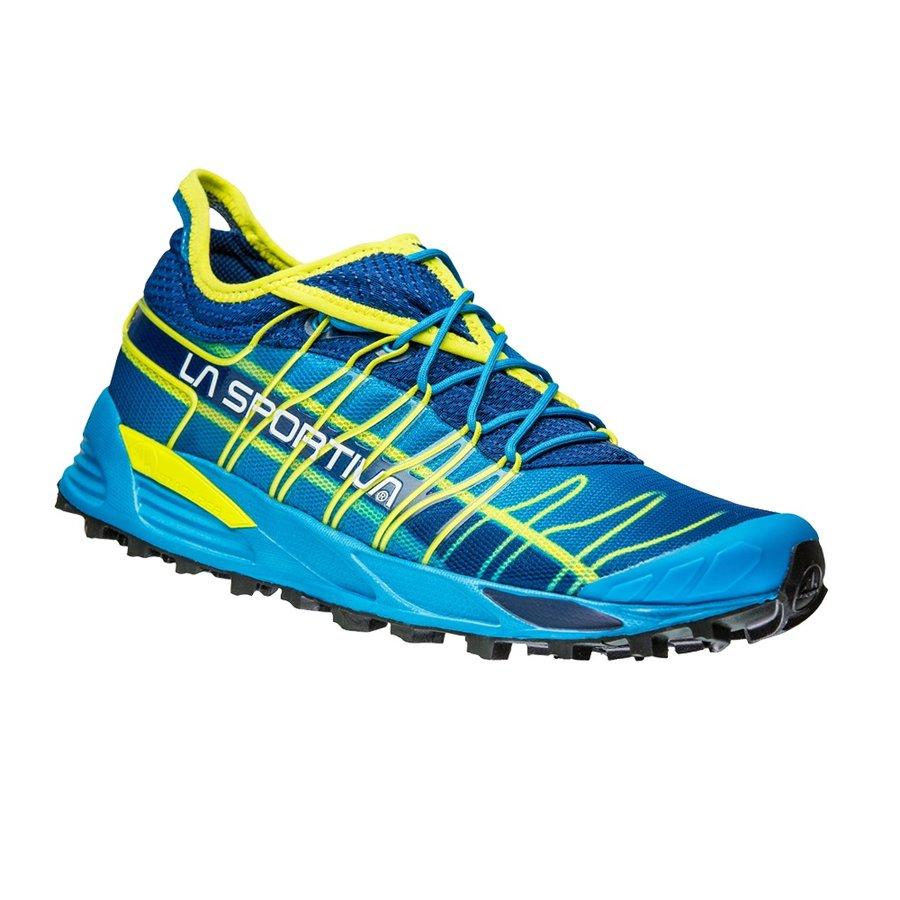 Černo-zelené pánské běžecké boty Mutant, La Sportiva