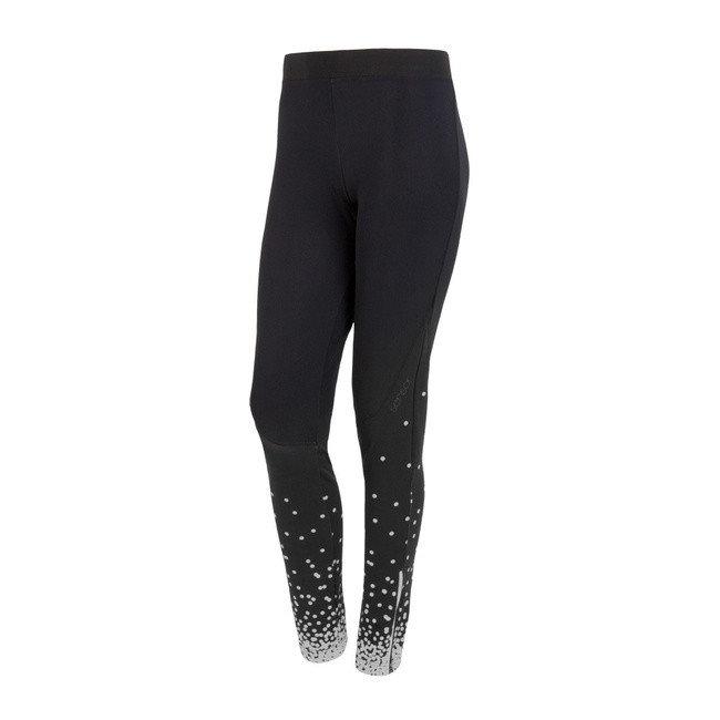 Bílo-černé dámské kalhoty Sensor - velikost L