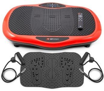 Vibrační plošina s gumovými expandéry Scout, Hop-Sport - nosnost 120 kg