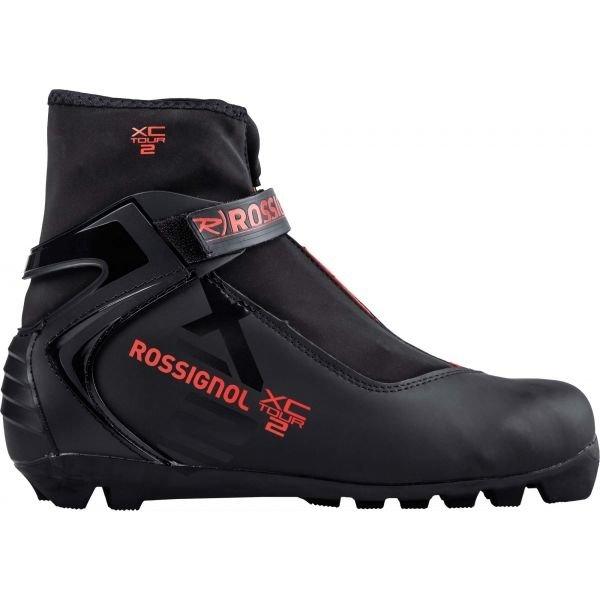 Černé boty na běžky Rossignol