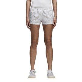 Bílé dámské kraťasy Adidas