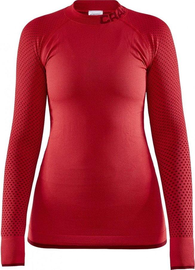 Červené dámské funkční tričko Craft