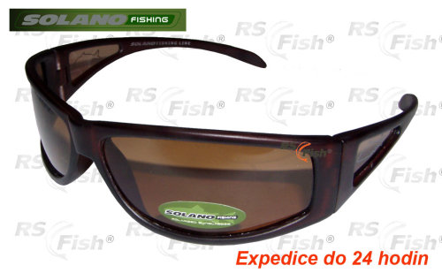 Polarizační brýle - Polarizační brýle Solano 1006 + pouzdro zdarma