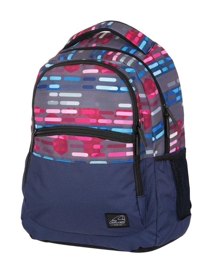 Batoh - Emipo Walker Classic Lines Blue Pink