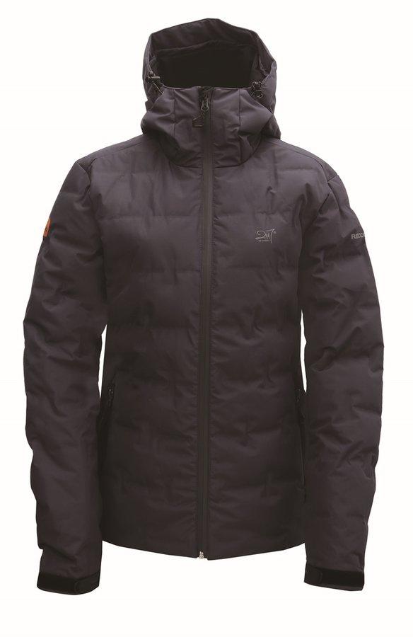Hnědá dámská lyžařská bunda 2117 of Sweden
