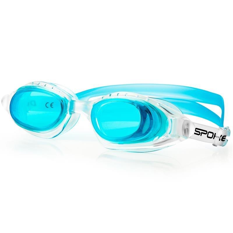 Modré plavecké brýle DOLPHIN, Spokey