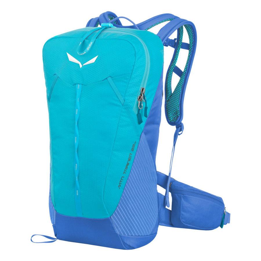 Batoh - Dámský batoh Salewa MTN Trainer 22 WS Barva: světle modrá