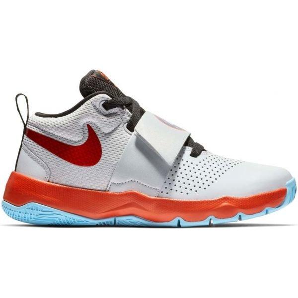 Bílé dětské basketbalové boty Nike - velikost 38,5 EU