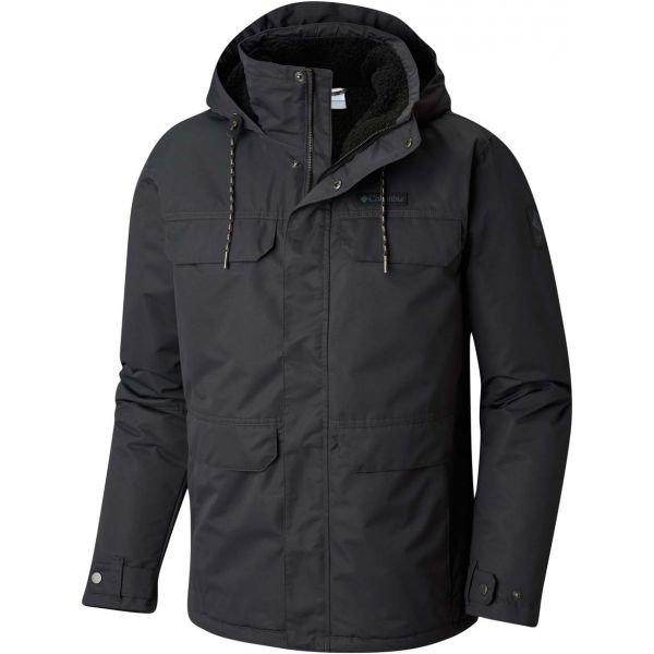 Černá pánská bunda Columbia
