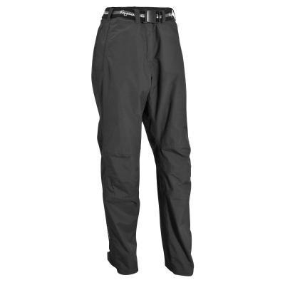 Černé jezdecké kalhoty Fouganza