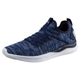 Modré pánské běžecké boty - obuv IGNITE Flash evoKNIT 62c4349ef29