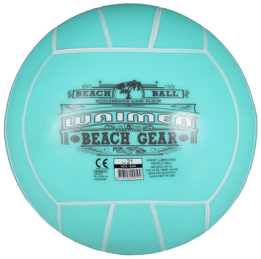 Plážový míč - Waimea Play 21 plážový míč modrá