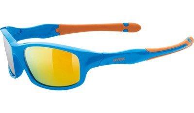 Sluneční brýle - Uvex Sportstyle dětské 507 modro-oranžová