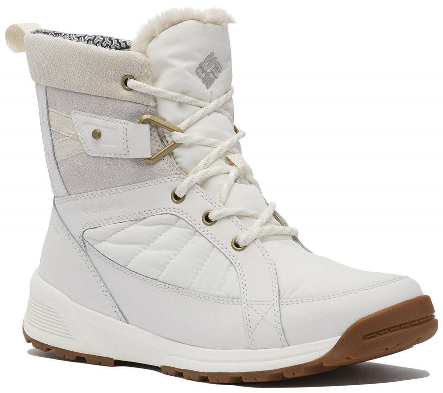 Bílé dámské zimní boty Columbia