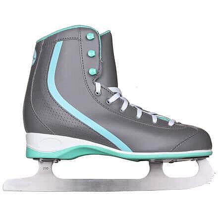 Lední brusle - Sport dámské brusle velikost (obuv / ponožky): 37