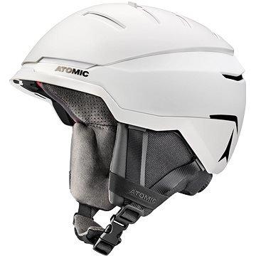 Bílá pánská lyžařská helma Atomic