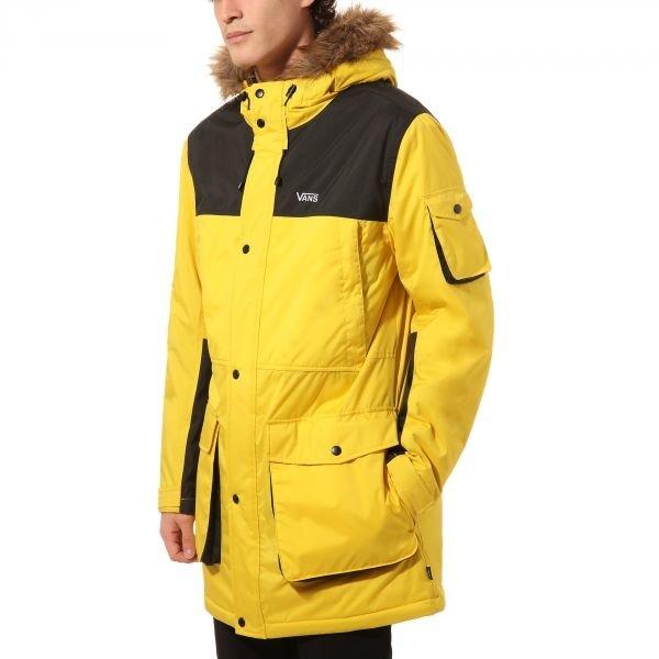 Žlutá pánská bunda Vans