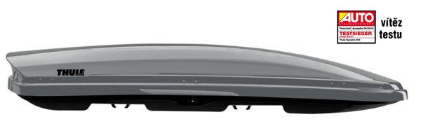 Střešní box - Střešní box Thule Dynamic L (900) lesklý titanový