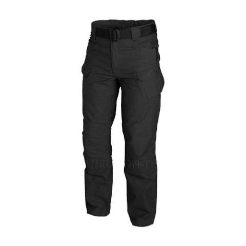 Kalhoty - Kalhoty URBAN TACTICAL ČERNÉ