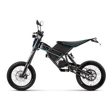 Černá dětská elektrická motorka Freerider Street Edition, Kuberg