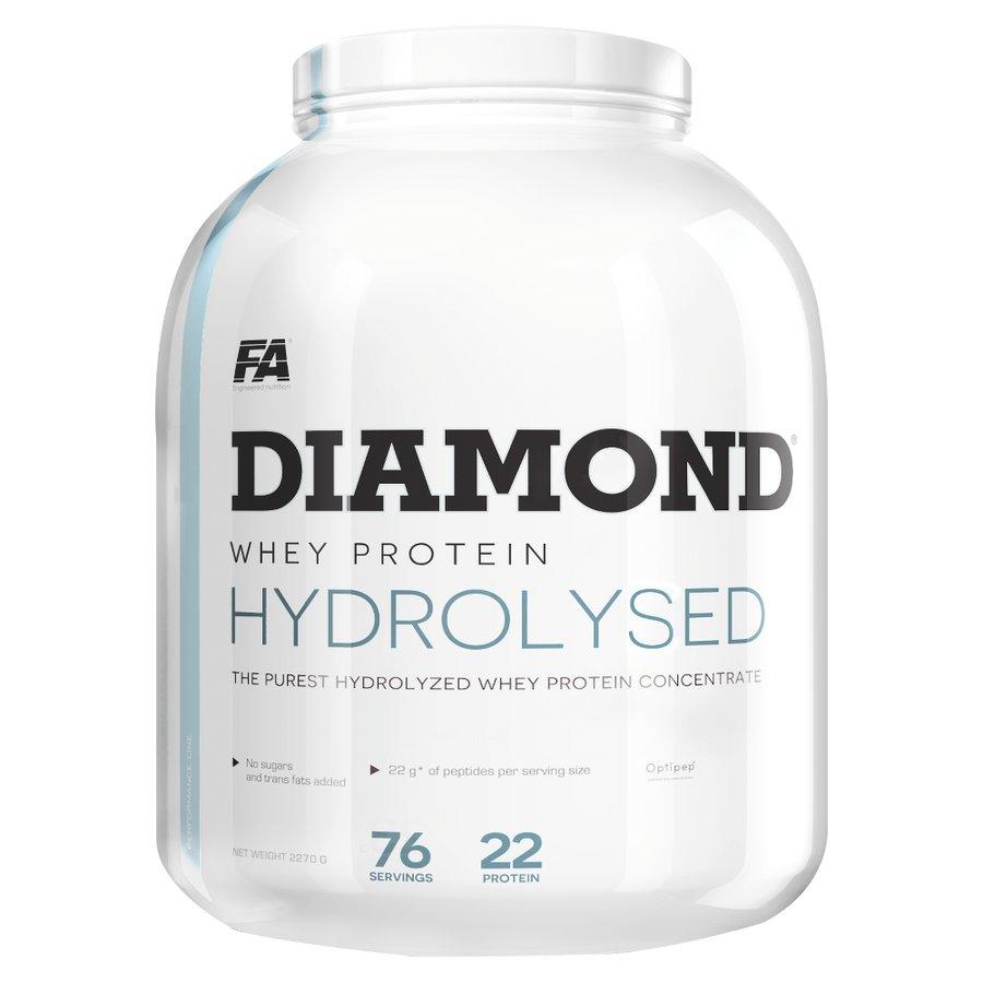 Syrovátkový protein Fitness Authority