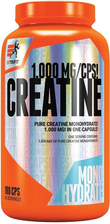 Monohydrát Extrifit - 180 ks