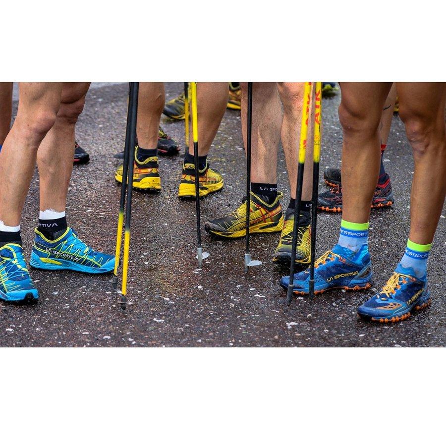 Černo-zelené pánské běžecké boty Mutant, La Sportiva - velikost 44,5 EU