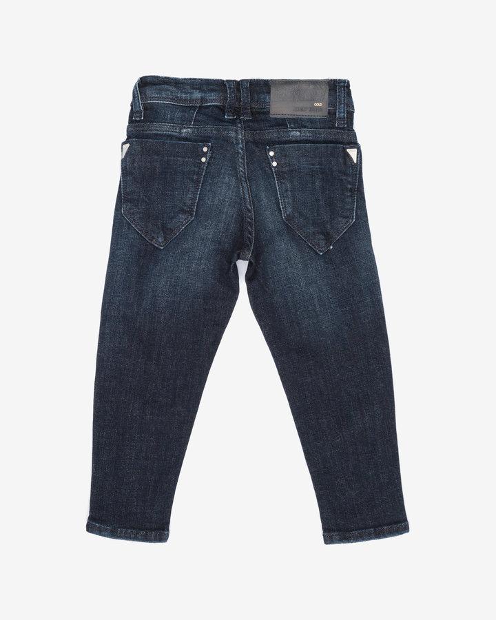 Modré chlapecké džíny Antony Morato - velikost 116