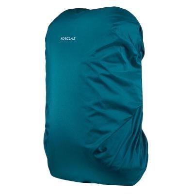Tyrkysová pláštěnka na batoh Forclaz - objem 70 l