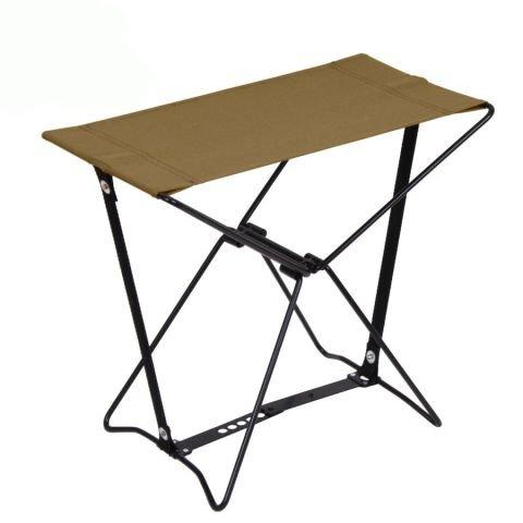 Kempingová židle - Stolička skládací ARMY COYOTE
