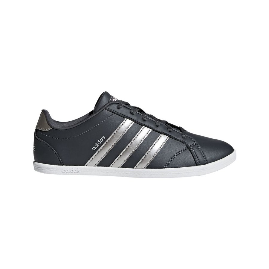 Šedé dámské tenisky Adidas - velikost 41 1/3 EU