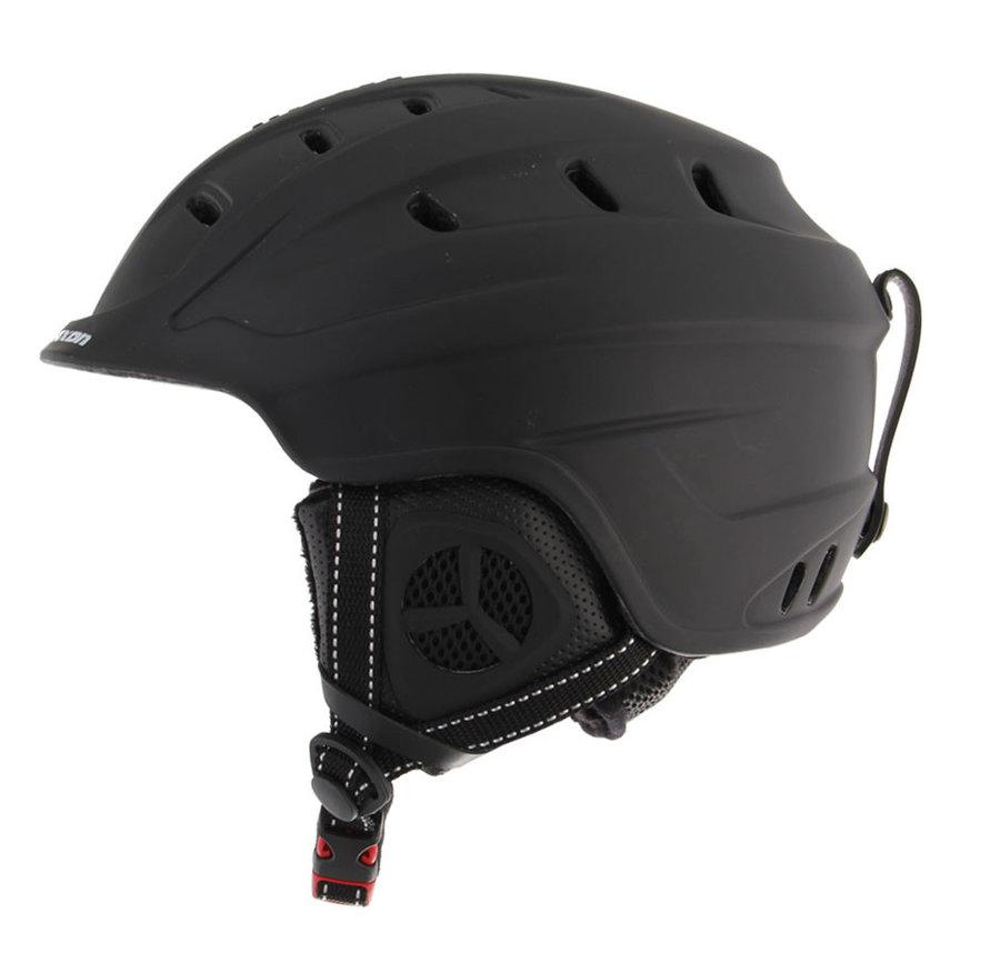Černá dámská lyžařská helma Axon - velikost 55-58 cm