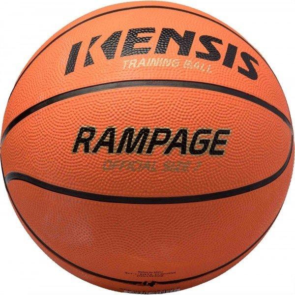 Oranžový basketbalový míč Kensis